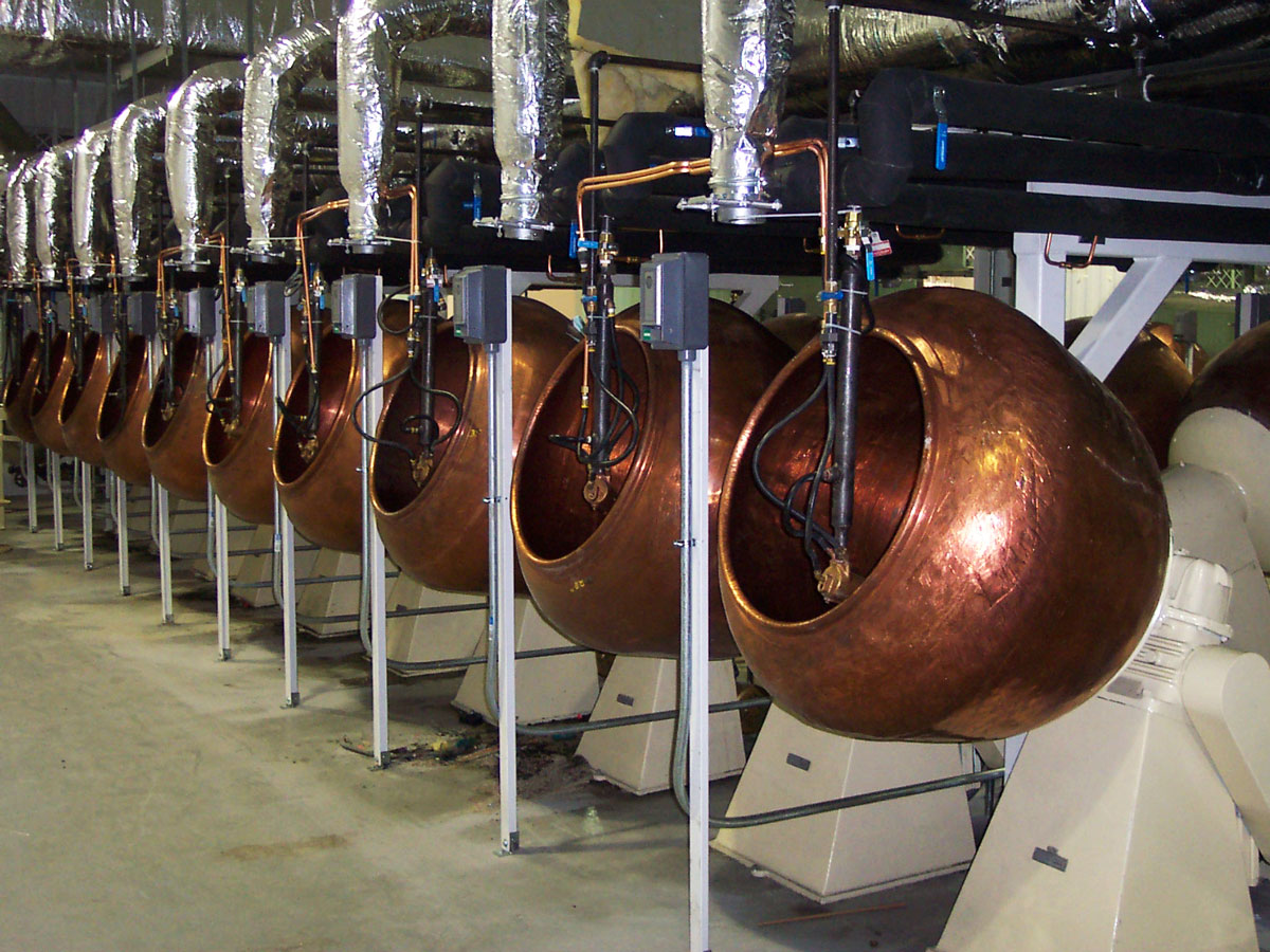 Mechanical Process Amp Kitchen Production Systems Candy